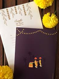 Exclusive Wedding Invitation Cards Illustrated Wedding Invitations Cute Indian Wedding Invitations