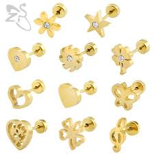 studs earrings baby stud earrings 19 styls baby girl earrings high quality