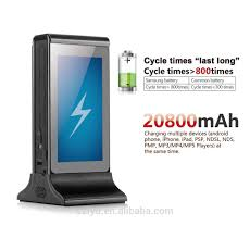 Hanging Charging Station Advertising And Mobile Phone Charging Station Advertising And