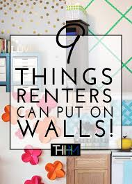how to decorate a rental home without painting 260 best renter s decorating solutions images on pinterest