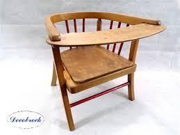 chaise pot b b chaise en bois vintage affordable donner du caractre une pice avec