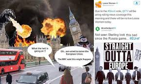 Meme End Of The World - brexit vote sees twitter explode with end of the world memes newsody
