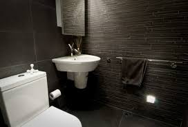 bar bathroom ideas enthralling modern small bathroom design ideas using basalt