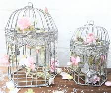 birdcages for wedding wedding birdcage centrepieces ebay