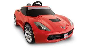 barbie corvette 2014 corvette replica makes a kid the envy of the neighborhood video