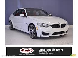 Bmw M3 White 2016 - 2017 alpine white bmw m3 sedan 116898861 gtcarlot com car