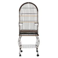a and e cage co medium victorian top bird cage 3223 hayneedle