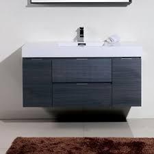 Wall Mounted Bathroom Vanity Cabinets Floating Or Wall Mounted Vanities You U0027ll Love Wayfair