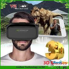 2018 3d vr glassess shinecom vr 2 0 virtual reality 3d glasses vr