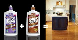 naturally clean your hardwood floors with shine