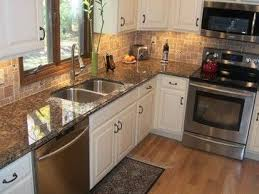 brown granite countertops with white cabinets 8 best kitchen images on pinterest kitchen backsplash kitchen