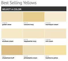 benjamin moore hawthorne yellow it literally disappears when