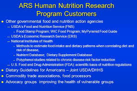 allison a yates phd rd director beltsville human nutrition