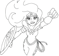 wonder woman coloring pages wonder woman coloring pages to