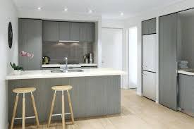 cuisine bois gris moderne cuisines cuisine grise clair design moderne bois gris newsindo co