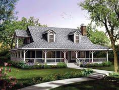 Country Farm House Plan 16804wg Country Farmhouse With Wrap Around Porch Photo