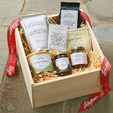 virginia gift baskets of monticello gift box