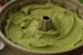 green tea bundt cake who you calling an ajumma week of menus