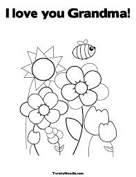 printable 20 happy birthday grandma coloring pages 6280 happy