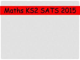 maths ks2 sats how are we preparing practising previous sats