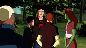 young justice young justice invasion 03 welcome to happy harbor video dailymotion