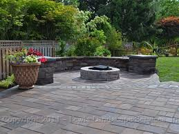 Patio Paver Designs Paved Patios Home Design Ideas And Pictures