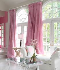 Pastel Coloured Curtains How To Decorate With The Color Pink In The Home Crane Canopy