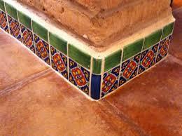 Mexican Tile Bathroom Ideas Brilliant 30 Terra Cotta Tile Cafe Ideas Design Ideas Of 24 Best