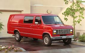 1961 2013 ford econoline timeline truck trend