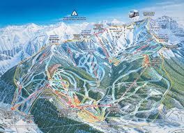 New York Ski Resorts Map by Telluride Ski Resort