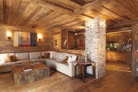 Rustic Home Interior Attractive Design 5 Rustic Interior House Plans Home Designs