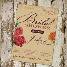 simple bridal shower simple printable floral bridal shower invitations cheap ewbs055 as