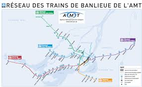 Montreal Metro Map Montreal Commuter Rail Map Train U2022 Mapsof Net