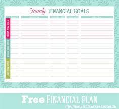 financial planning worksheet worksheets releaseboard free