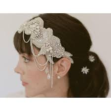 beaded headband accessories so pretty beaded headband 1911879 weddbook