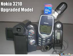 Old Phone Meme - a complete mobile phone by kapsakos meme center