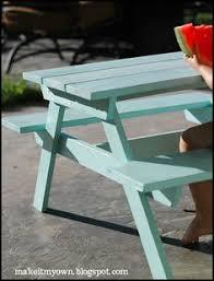Cheap Picnic Benches Painted Picnic Table Diy Backyard Stuff Pinterest Painted