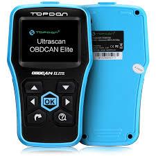 topdon abs srs can obd2 scanner obdii eobd code reader scanner