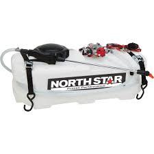 northstar atv spot sprayer u2014 10 gallon capacity 1 gpm 12 volt