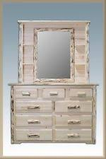 Bedroom Dresser With Mirror by Dresser Hutch Ebay