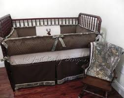 Camouflage Crib Bedding Sets Camo Baby Bedding Etsy
