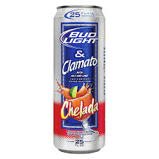 how much alcohol does bud light have bud light clamato beer chelada walgreens