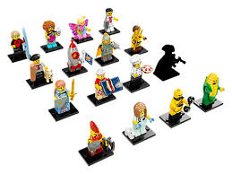 Lego Blind Packs Series 17 71018 Minifigures Lego Shop