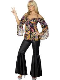 buy womens 70s fancy dress costumes and accessories