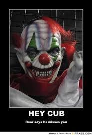 Evil Clown Memes - creepy clown meme generator