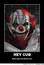Creepy Clown Meme - evil clown memes image memes at relatably com