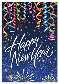 new year postcard greetings new year greeting card designs and ideas for you