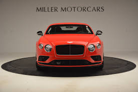 bentley red 2016 2016 bentley continental gt v8 s stock b1223 for sale near