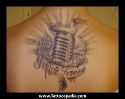 music tattoos and designs page 56