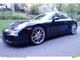 porsche dark blue metallic 2013 porsche 911 carrera s coupe in dark blue metallic 120437